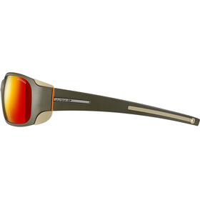 Julbo Montebianco Spectron 3CF Sunglasses Army/Camel/Orange-Red